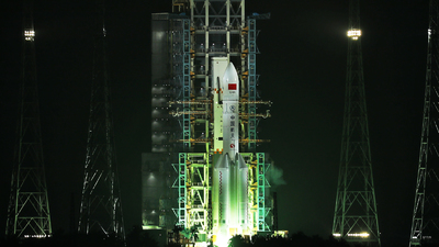 03 - Long March 5 (CZ-5) - China Academy of Launch Vehicle Technology
