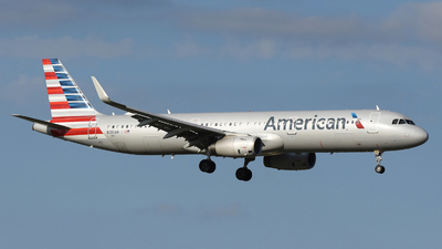 A picture of N130AN - Airbus A321231 - American Airlines - © DJ Reed - OPShots Photo Team