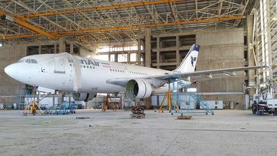 A picture of EPIBL - Airbus A310304 - [436] - © majid hasankhani