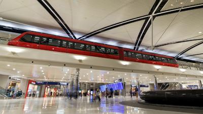 KDTW - Airport - Terminal