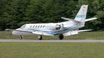 N608CE - Cessna 560 Citation Encore - Private