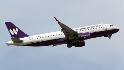 B-8643 - Airbus A320-214 - West Air