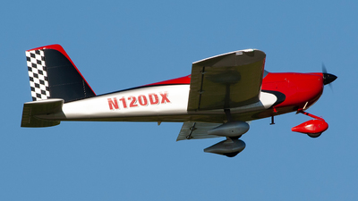 N120DX - Vans RV-12 - Private