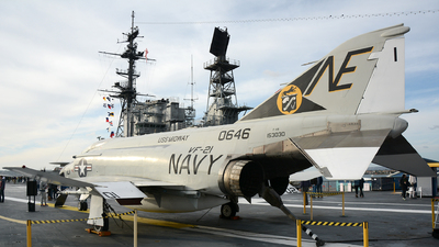 153030 - McDonnell QF-4N Phantom II - United States - US Navy (USN)