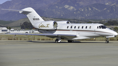 A picture of N918QS - Cessna 750 Citation X - NetJets - © Nathaniel Schott