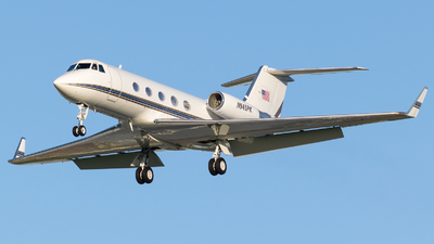 N945PK - Gulfstream G-IIB - Private