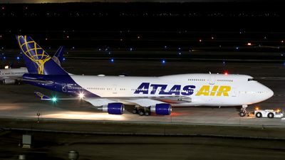 N480MC - Boeing 747-422 - Atlas Air