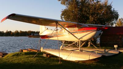 N850WB - Cessna 185E Skywagon - Private
