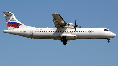 A picture of SXFIV - ATR 72500 - Sky Express - © Donato Bolelli