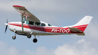 PH-TOO - Cessna U206G Stationair - Private