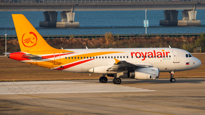 RP-C9368 - Airbus A319-132 - Royal Air Philippines