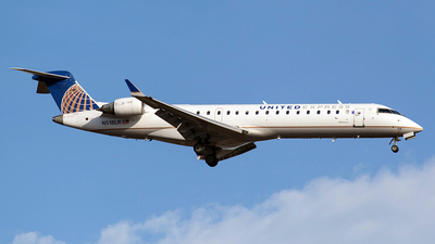 N518LR - Bombardier CRJ-701 - United Express (Mesa Airlines)