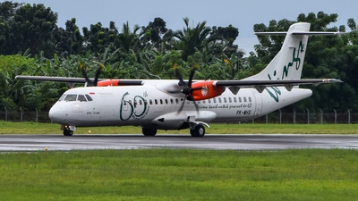 PK-WHS - ATR 72-212A(600) - Wings Air