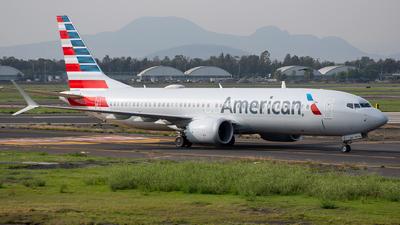 N338RS - Boeing 737-8 MAX - American Airlines