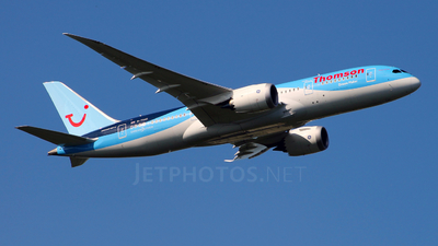 G-TUIC - Boeing 787-8 Dreamliner - Thomson Airways