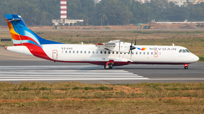 A picture of S2AHQ - ATR 72500 - Novoair - © Emdadul Hoque