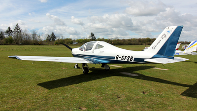 G-CFSB - Tecnam P2002RG Sierra - Private