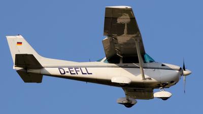 D-EFLL - Cessna 172P Skyhawk II - Hanseatischer Fliegerclub Hamburg