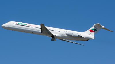 LZ-LDT - McDonnell Douglas MD-82 - Bulgarian Air Charter (BAC)