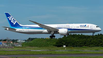 JA875A - Boeing 787-9 Dreamliner - All Nippon Airways (Air Japan)