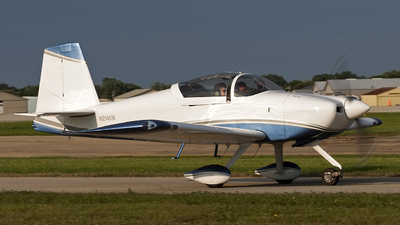 N214KM - Vans RV-7A - Private