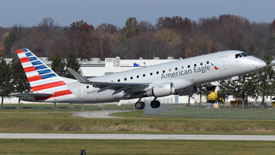 A picture of N446YX - Embraer E175LR - American Airlines - © DJ Reed - OPShots Photo Team