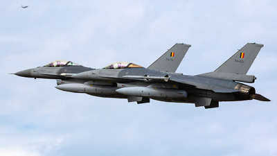 FA-103 - General Dynamics F-16AM Fighting Falcon - Belgium - Air Force