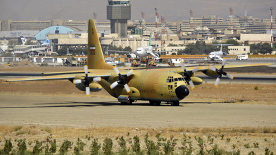 5-8538 - Lockheed C-130H Hercules - Iran - Air Force