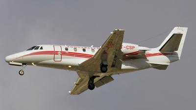 VT-CSP - Cessna 560XL Citation Excel - Poonawalla Aviation