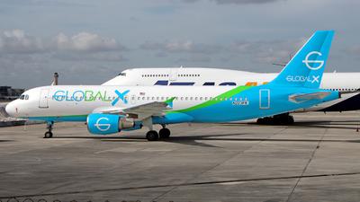 N223FR - Airbus A320-214 - Global X