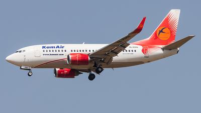 YA-KMN - Boeing 737-524 - Kam Air