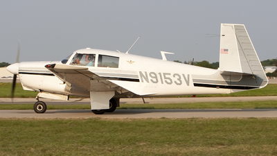 N9153V - Mooney M20C - Private