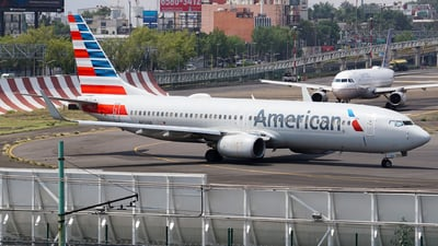 A picture of N856NN - Boeing 737823 - American Airlines - © Mauri_0307