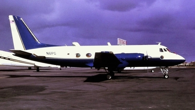 N6PG - Grumman G-159 Gulfstream G-I - Private