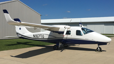 N167TU - Tecnam P2006T - Private
