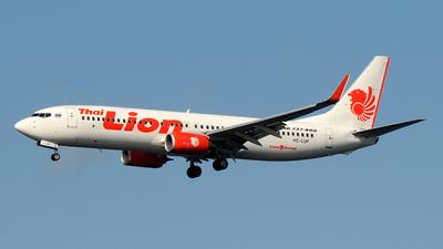 HS-LUP - Boeing 737-8GP - Thai Lion Air