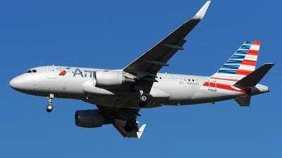 N9002U - Airbus A319-115 - American Airlines