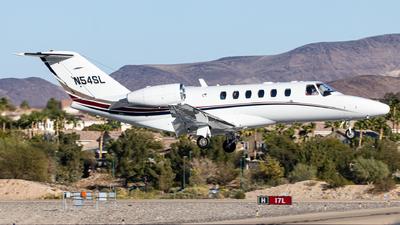 N54SL - Cessna 525A CitationJet 2 - Private
