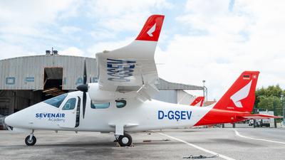 D-GSEV - Tecnam P2006T - Sevenair