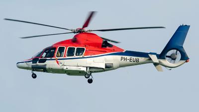 PH-EUB - Eurocopter EC 155B1 - CHC Europe
