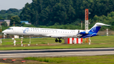 B-3298 - Bombardier CRJ-900LR - China Express Airlines