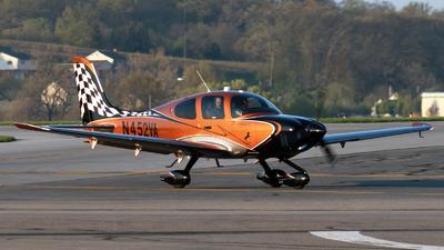 N452VA - Cirrus SR22-Xi - Private
