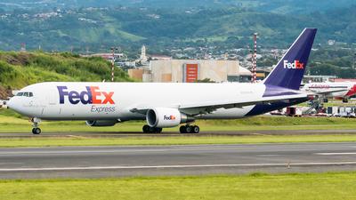 N120FE - Boeing 767-3S2F(ER) - FedEx