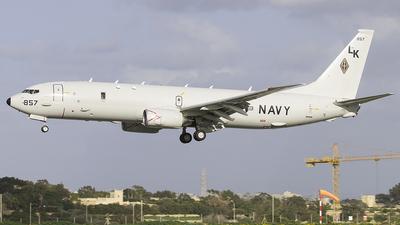 168857 - Boeing P-8A Poseidon - United States - US Navy (USN)