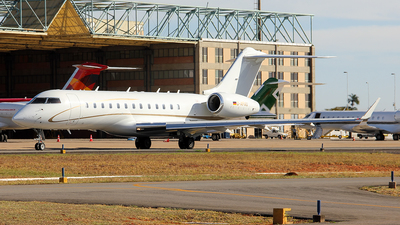 A picture of DAFAU - Bombardier Global Express -  - © Guilherme Irber