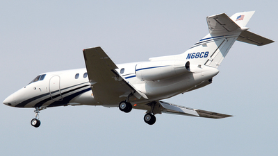 N68CB - Raytheon Hawker 800XP - Untitled