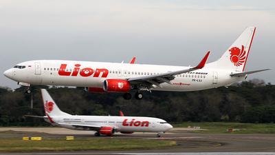 PK-LSJ - Boeing 737-9GPER - Lion Air