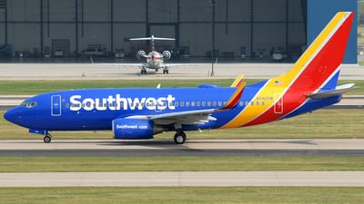 N742SW - Boeing 737-7H4 - Southwest Airlines