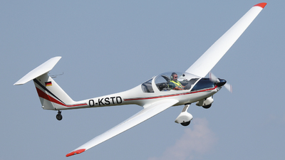 D-KSTD - Diamond Aircraft HK36 Super Dimona - Private