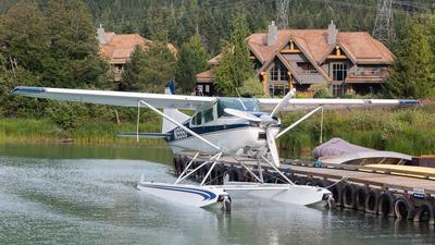 N1996U - Cessna 185E Skywagon - Private